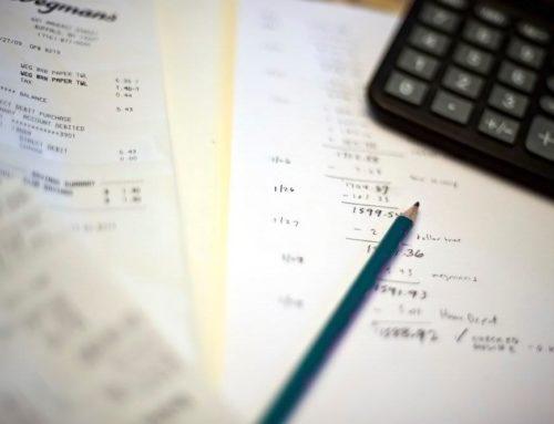 Geld reserveren voor toekomstige belasting afdracht?
